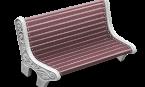 Скамейки и урны от производителя Скамейка