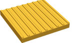 Плитка тактильная Продольный Риф